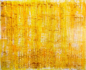 Brion Gysin -painting_for_dream