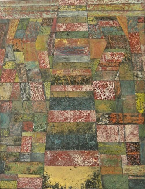 Imagem 5 - Estrada - Mirando Paul Klee